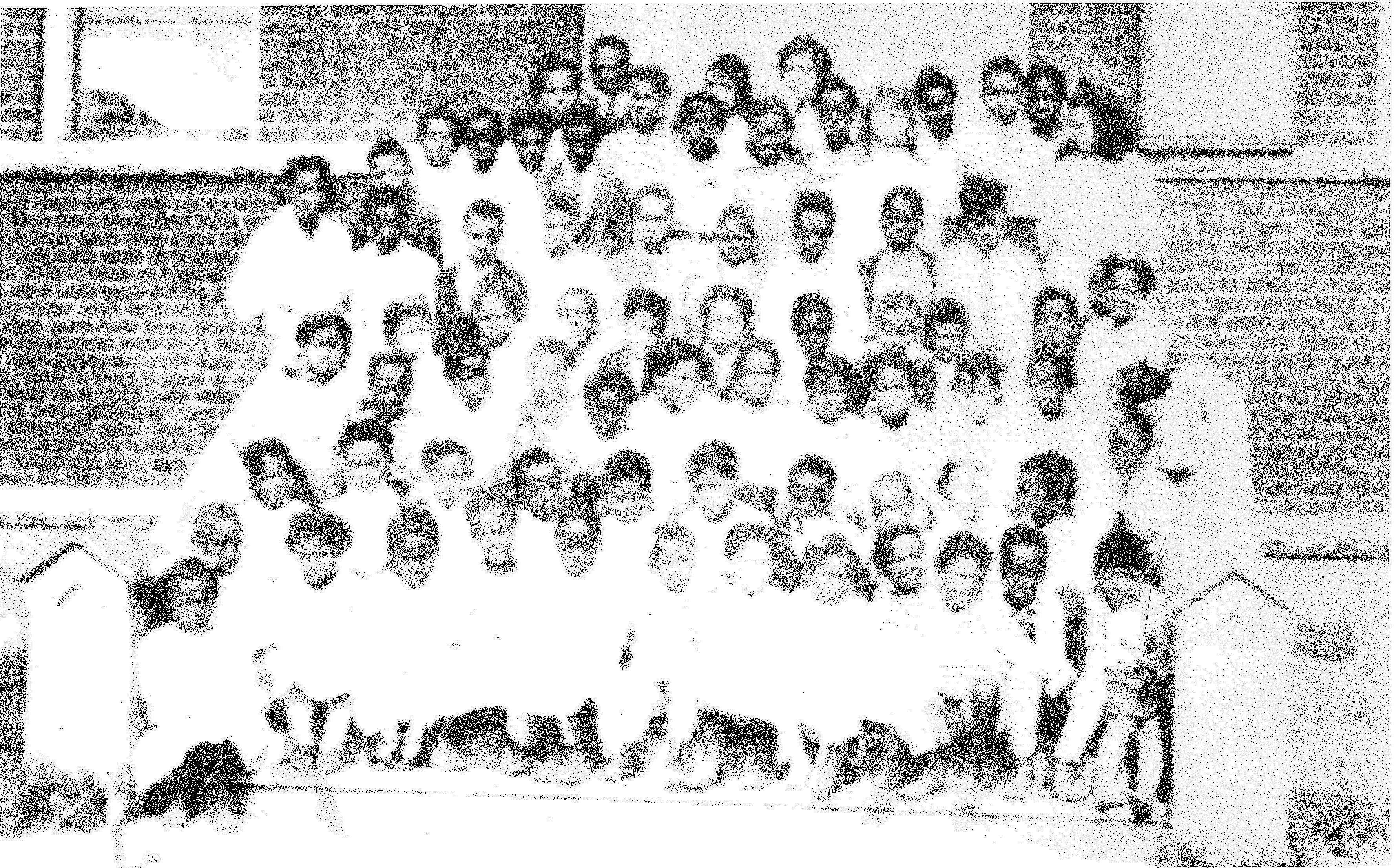 Ward Freeman Ypsilanti School