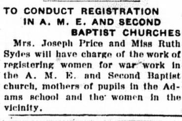 April 26, 1918. Daily Press.